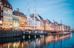 Kopenhagen – Nyhavn
