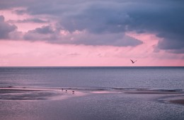 Sylt – Nordsee-Wolkenlandschaft