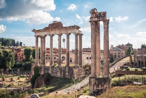 Rome – Forum Romanum