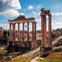 Rom – Forum Romanum