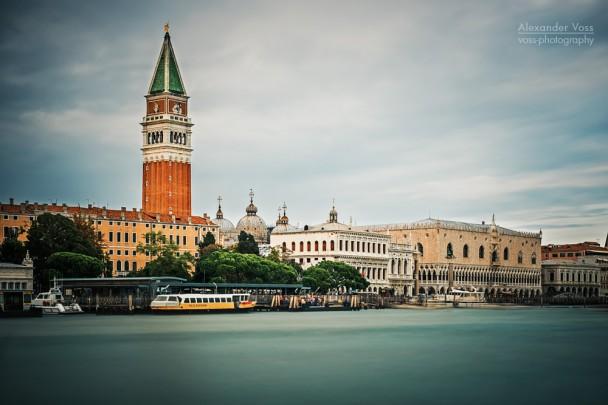 Venedig - Campanile di San Marco
