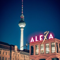 Berlin – Alexa Centre