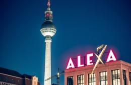 Berlin – Alexa