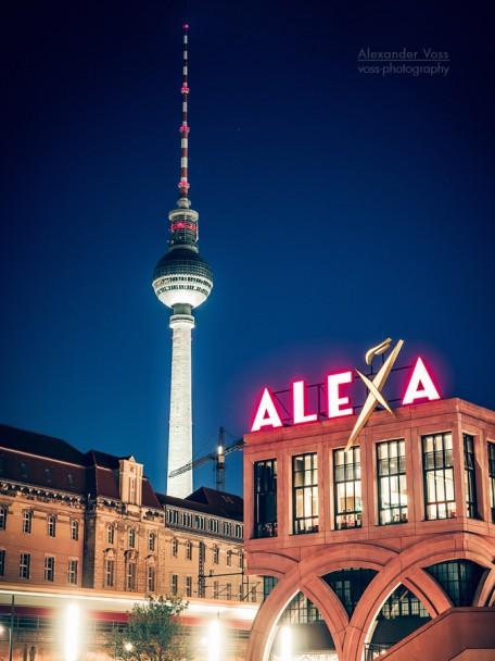 Berlin - Alexa Centre