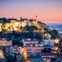 Lisbon – Sao Jorge Castle