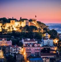 Lissabon – Castelo de Sao Jorge
