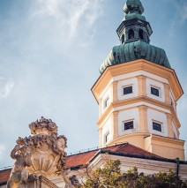 Schloss Mikulov (Tschechien)