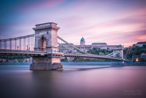 Budapest – Chain Bridge