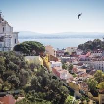 Lissabon – Igreja e Convento da Graça