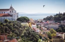 Lisbon – Igreja e Convento da Graça