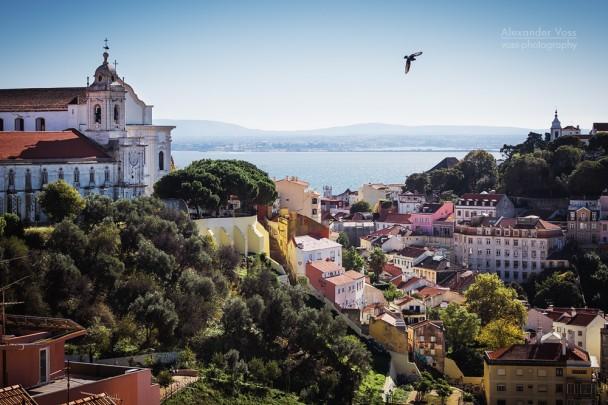 Lisbon - Igreja e Convento da Graça