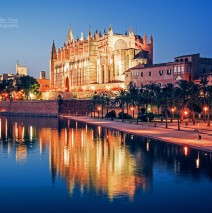 Palma de Mallorca – Kathedrale La Seu