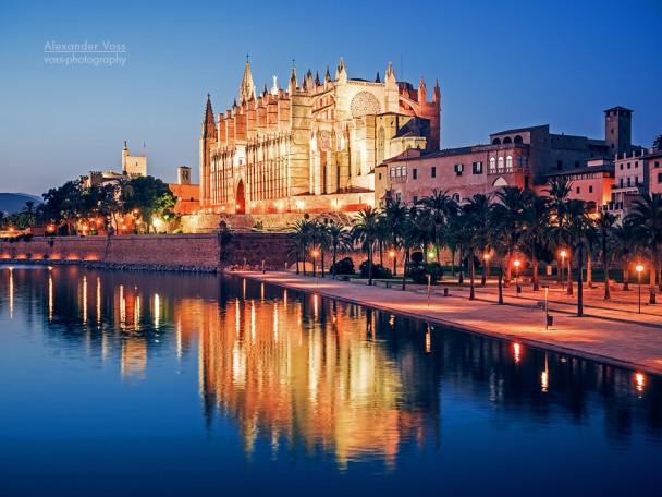 Palma de Mallorca - Cathedral La Seu