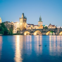 Prague at Night – Charles Bridge
