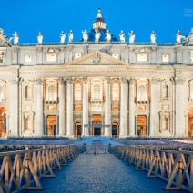 Rome – St. Peter's Basilica