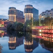 Berlin – Spree-Bogen