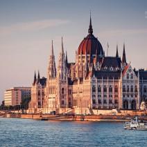 Budapest – Parlament