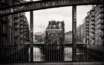 Hamburg – Speicherstadt