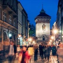 Kraków – Florianska
