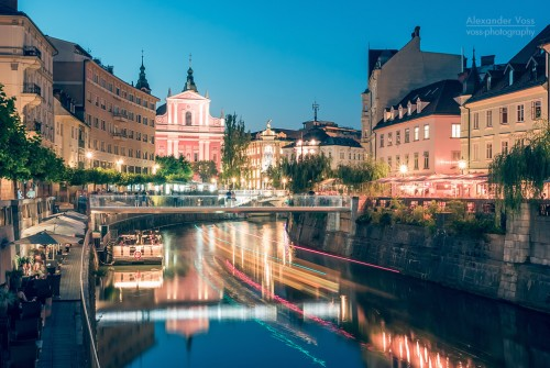 Ljubljana (Slowenien)
