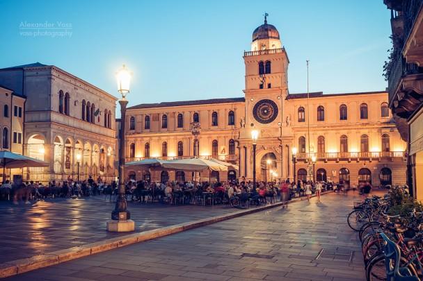 Padua - Piazza dei Signori