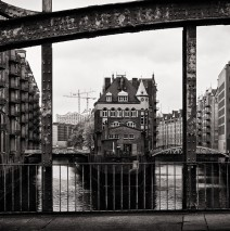 Black and White Photography: Hamburg – Speicherstadt