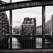 Black and White Photography: Hamburg – Speicherstadt