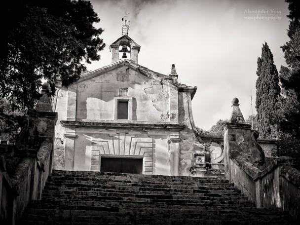 Black and White Photography: Majorca - Pollença