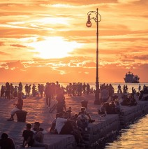 Trieste – Molo Audace