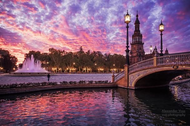 Seville - Plaza de España