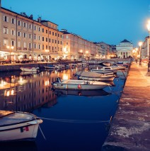 Trieste – Canal Grande