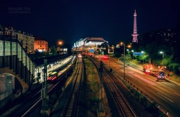 Berlin – Funkturm / ICC