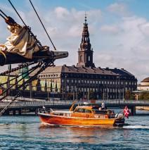 Kopenhagen – Schloss Christiansborg