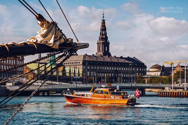 Kopenhagen - Schloss Christiansborg