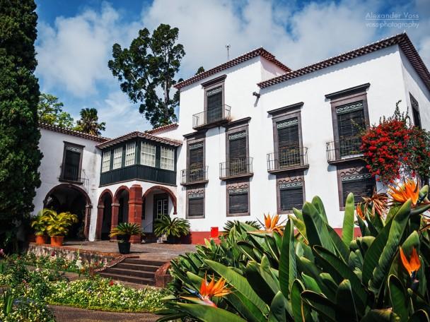 Madeira - Museu Quinta das Cruzes