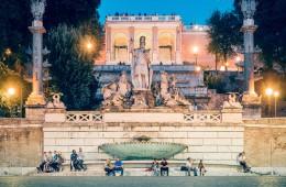Rom – Piazza del Popolo