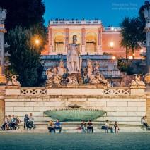 Rome – Piazza del Popolo