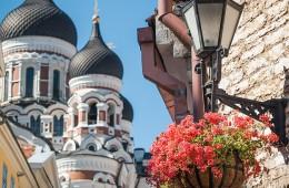 Tallinn – Alexander-Newski-Kathedrale