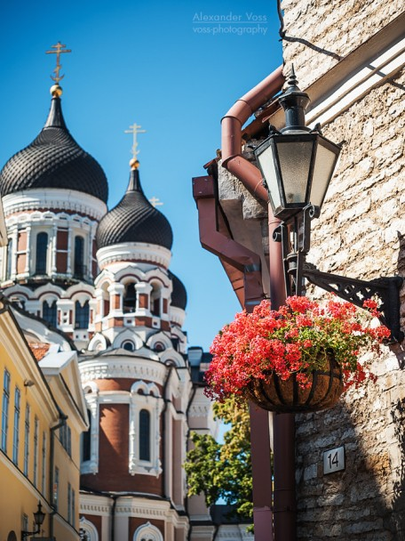Tallinn - Alexander-Newski-Kathedrale