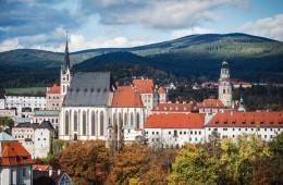 Tschechien – Cesky Krumlov