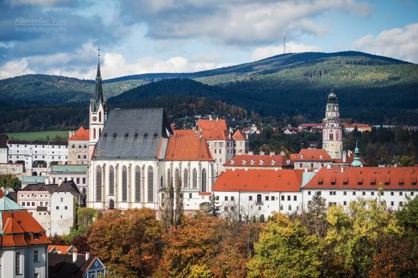 Tschechien - Český Krumlov