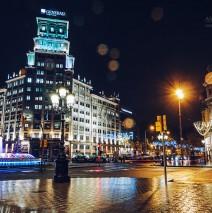 Barcelona – Passeig de Gràcia