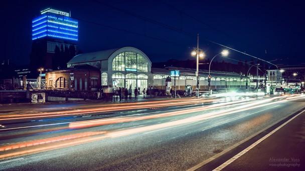 Berlin - Friedrichshain / Warschauer Strasse