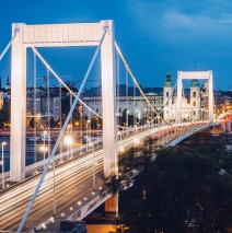 Budapest – Elisabeth Bridge