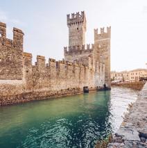 Castello di Sirmione (Gardasee, Italien)