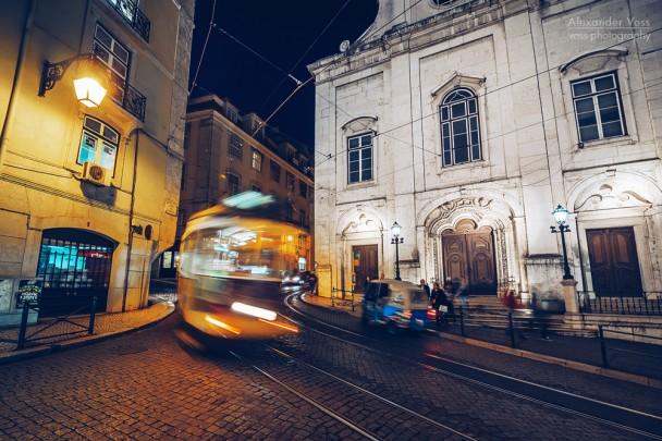 Lissabon - Largo da Madalena