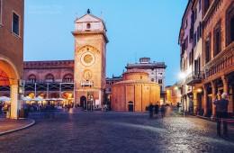 Mantua – Piazza delle Erbe