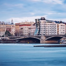 Prague – Dancing House