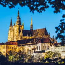 Prague Castle / St. Vitus Cathedral