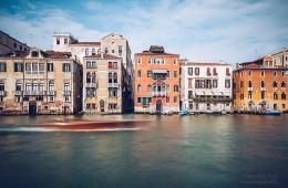 Venedig – Palazzi am Canal Grande